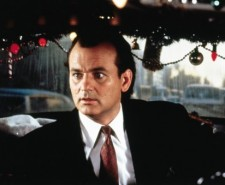 Classic films Christmas films at FACT, Scrooged Bill Murray