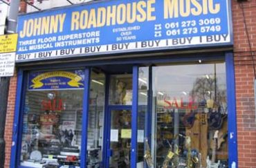 Johnny Roadhouse store