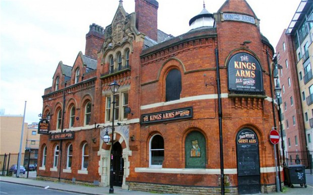 The King's Arms, Salford
