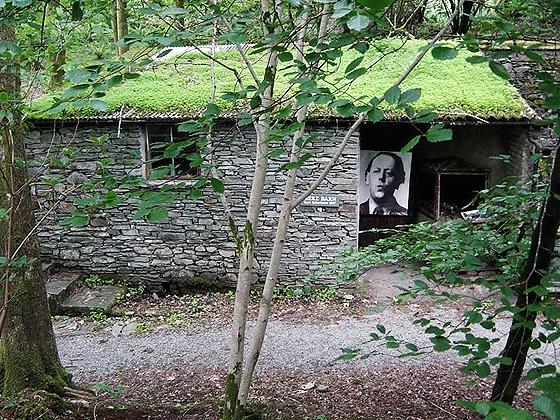 The Merzbarn today, courtesy Littoral Arts Trust