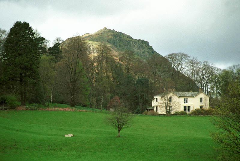 Allan Bank, Grasmere, image courtesy of Visit Cumbria