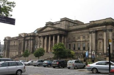 Central Library, Liverpool. Courtesy Central Library