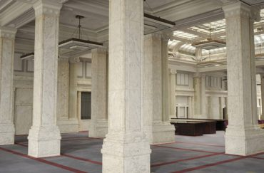 Cunard Building, Liverpool, image courtesy of the Royal Academy of Arts
