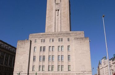 George's Dock Ventilation and Control Station, Liverpool