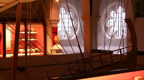 Interior Manchester Museum, Susie Stubbs