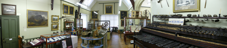 Keswick Museum & Art Gallery, image courtesy of venue