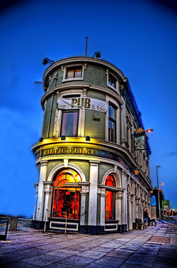 The Baltic Fleet, Liverpool. Courtesy The Baltic Fleet