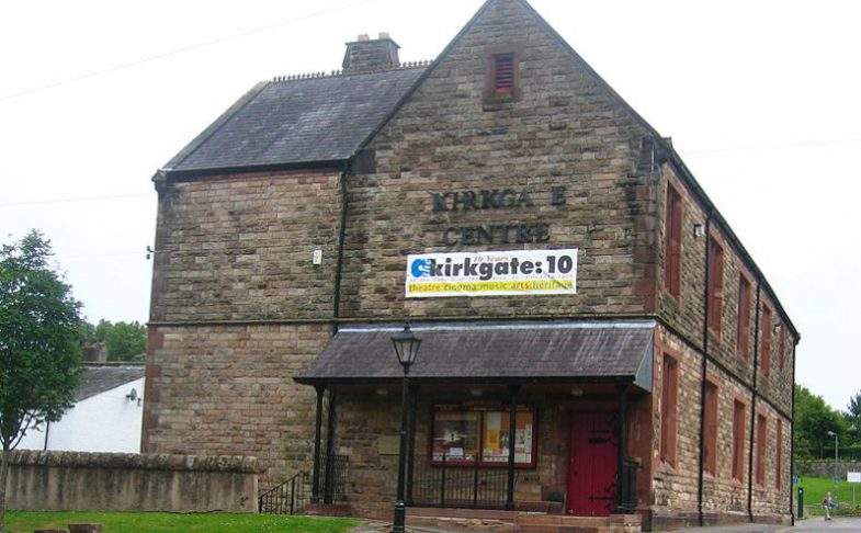 The Kirkgate, Cockermouth, image via Visit Cumbria