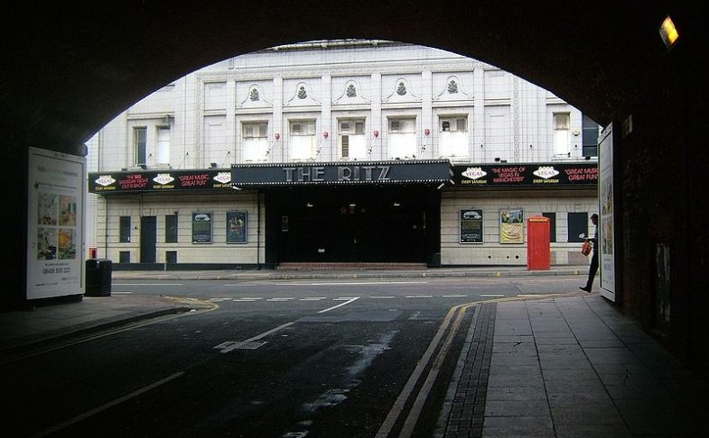 The Ritz Manchester live music venue