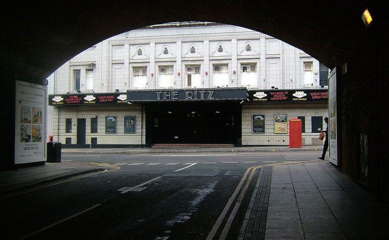 The Ritz Manchester live music venue