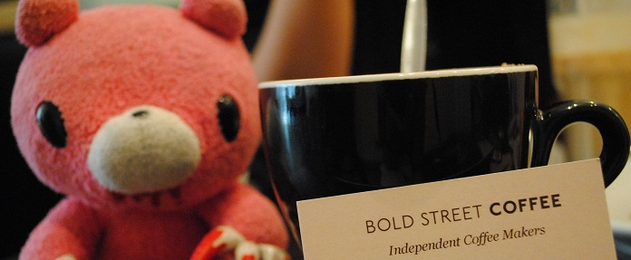 Bold Street Coffee Liverpool cafes