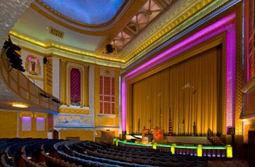 Stockport Plaza interior