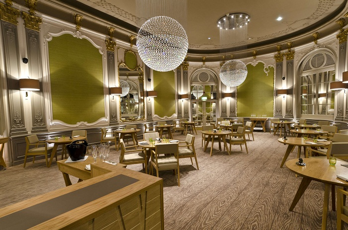 Manchester restaurants The French The Midland Hotel