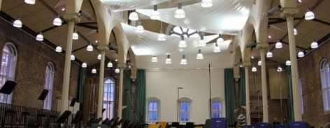 Hallé Orchestra, St. Peter's, Unusual Venues
