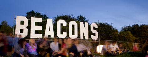 Beacons Festival, Heslaker Farm Skipton, music festivals