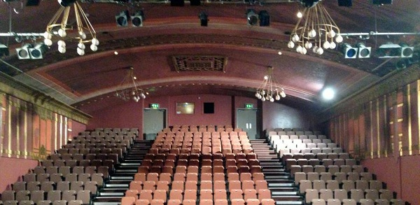 The Dancehouse, Northern Ballet School, Manchester theatre