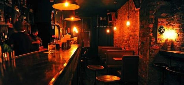 Berry & rye liverpool bar