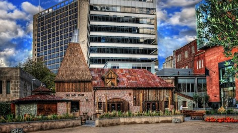 oast house spinningfields manchester food