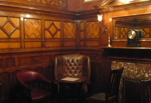 Liverpool Philharmonic Pub Chairs Image Courtesy Of The Dining Rooms