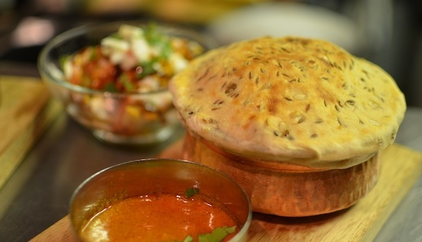Dish of Mughli curry