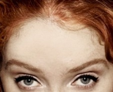 Photo of Lily Cole.
