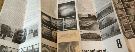 toastrack publication manchester
