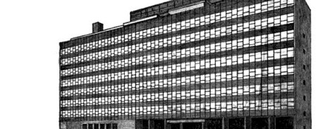 An illustration of Old Granada Studios