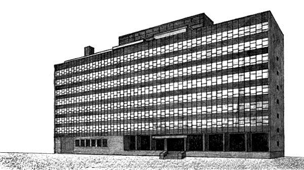 An illustration of Old Granada Studios