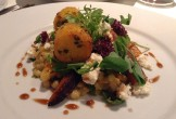 Photo of the heritage carrot dish at 1847