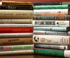 Book Blog Bailey's Women's Prize for Fiction Shortlist