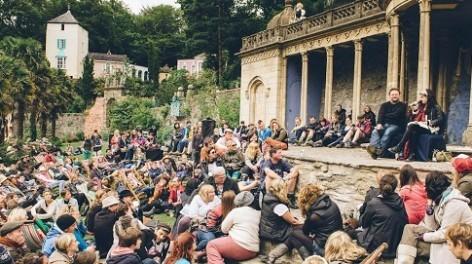 Festival No 6 Portmeirion Wales
