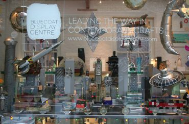Photo of the shop's front window