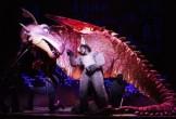 Shrek. Image courtesy Palace Theatre.
