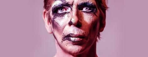 David Hoyle. Image courtesy Contact Theatre.