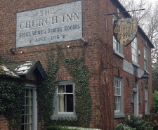 Photo of the Church Inn from outside