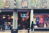 Shop front of Pop Boutique