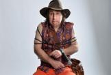 Milton Jones in cowboy hat
