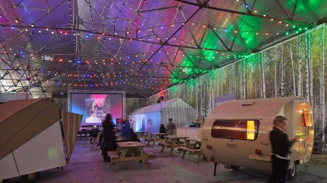 Camp & Furnace interior