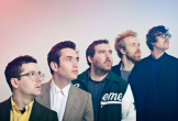 The members of Hot Chip