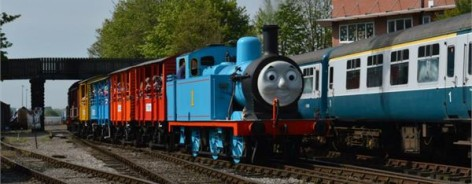 Photo of Thomas the Tank Engine