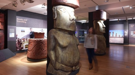 Maoi at Manchester Museum