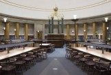 Photo of the Reading Room at Central Library