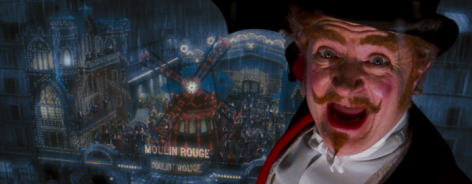 Still from Moulin Rouge with Jim Broadbent