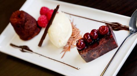 Southport Vincent dessert