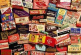 Photo of retro sweet wrappers