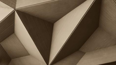 Cardboard sculture