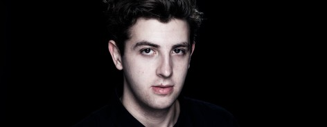 Headshot of Jamie xx