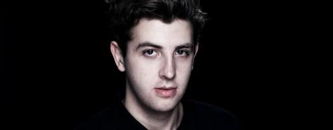 Headshot of Jamie xx