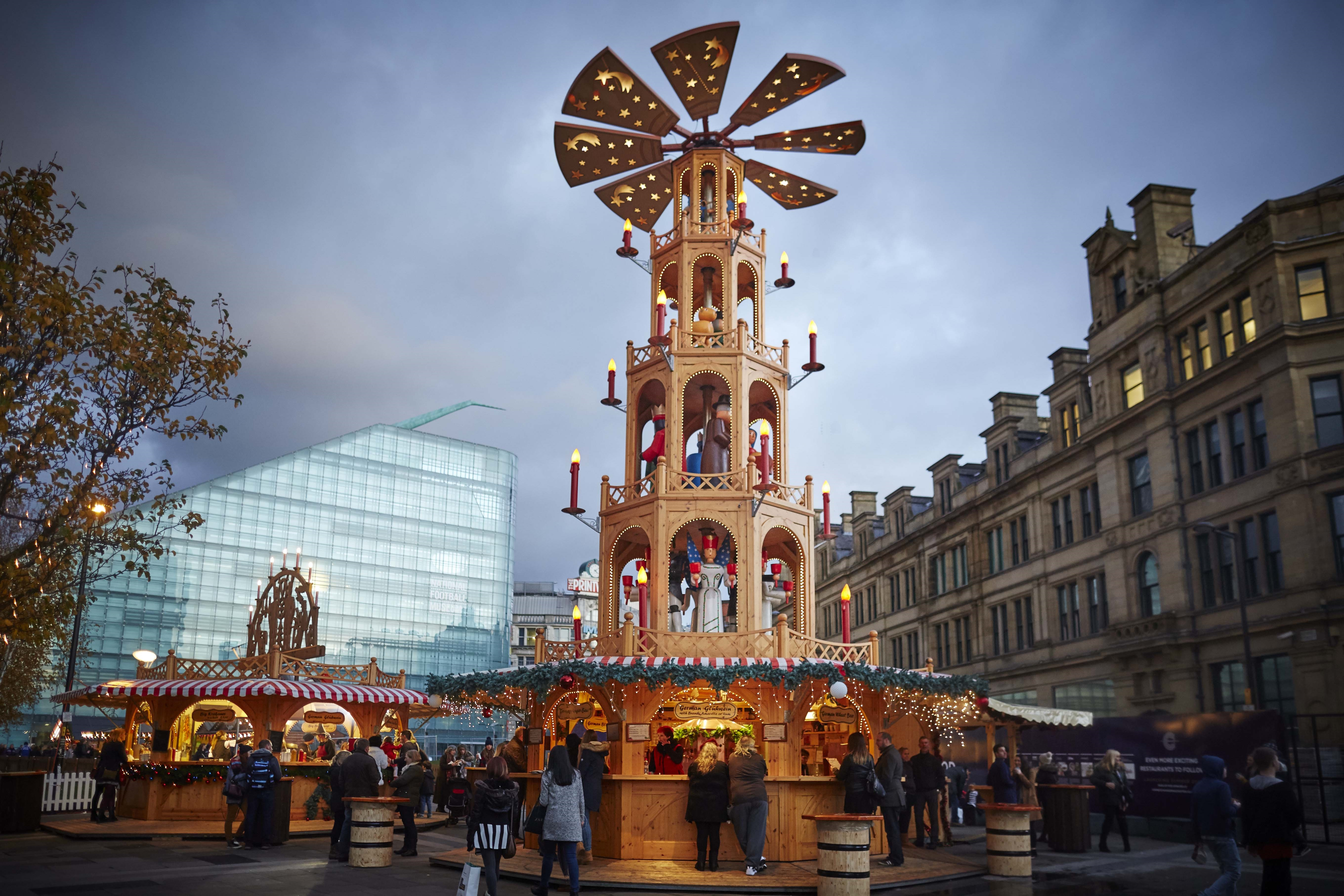 Christmas Activities In Manchester