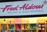 The shop front of Fred Aldous